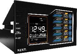 controlador+de+cooler+sentry+lx+suporta+5+fans+2+baias++accntsentrylx++nzxt