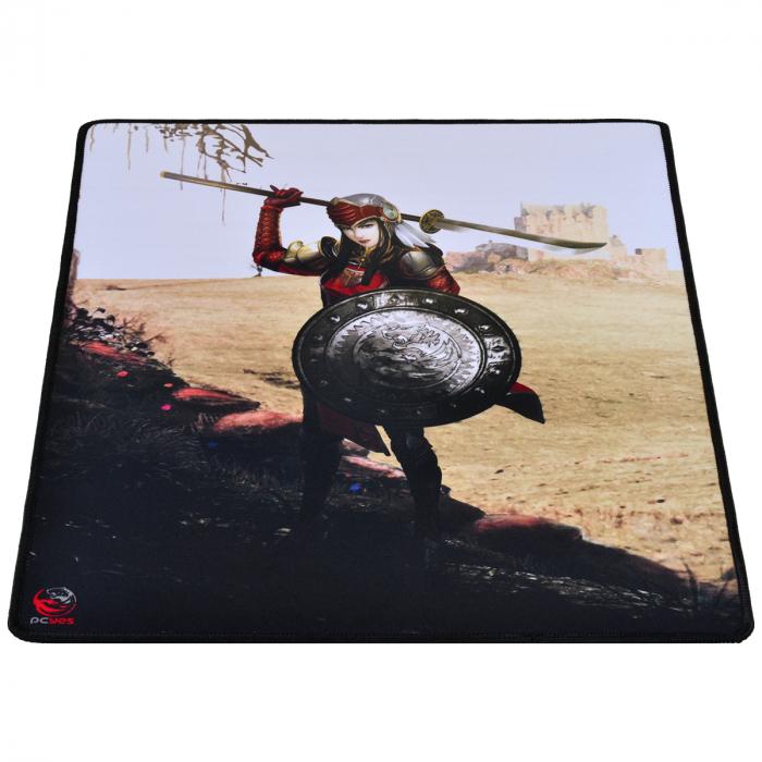 MOUSE PAD RPG VALKYRIE - ESTILO SPEED - 400X500MM - RV40X50 - 4