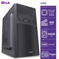 COMPUTADOR BUSINESS B300 - I3 3220 3.3GHZ 4GB DDR3 HD 500GB HDMI/VGA DVD-RW FONTE 200W - 1