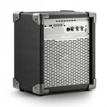CAIXA AMPLIFICADA MULTIUSO  BLUETOOTH, USB, RÁDIO FM, AUXILIAR 100W LC 250 APP PRETA 31589 - 1
