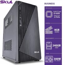 COMPUTADOR BUSINESS B500 - I5 6400 2.7GHZ MEM. 8GB DDR3 SSD 240GB FONTE 300W - 1