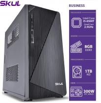 COMPUTADOR BUSINESS B500 - I5 6500T 2.5GHZ (TURBO 3.1GHZ) MEM. 8GB DDR3 HD 1TB FONTE 300W - 1