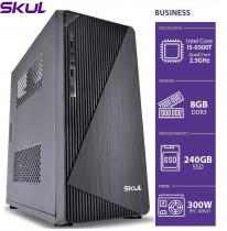 COMPUTADOR BUSINESS B500 - I5 6500T 2.5GHZ (TURBO 3.1GHZ) MEM. 8GB DDR3 SSD 240GB FONTE 300W - 1