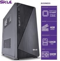 COMPUTADOR BUSINESS B500 - I5 6400T 2.2GHZ (TURBO 2.8GHZ) MEM. 4GB DDR3 SSD 120GB FONTE 300W - 1