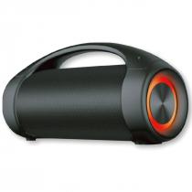 CAIXA DE SOM SUPER BAZOOKA 2 200W BT/AUX/USB/TWS/LED SP601 - 1