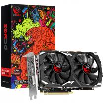 PLACA DE VIDEO AMD RADEON RX 580 8GB GDDR5 256 BITS DUAL-FAN GRAFFITI SERIES - PAXRX580DR5DF - 1