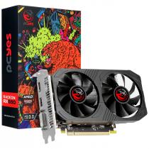PLACA DE VIDEO AMD RADEON RX 550 4GB GDDR5 128 BITS DUAL-FAN GRAFFITI SERIES - PAXRX550DR5DF - 1