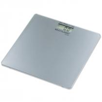 BALANÇA DE PESO CORPORAL RECARREGÁVEL VIA USB PRATA HC411 - 1