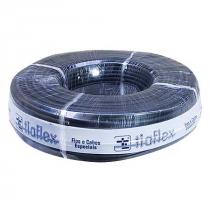 CABO BLINDAGEM EM ESPIRAL AUDIO STEREO 2X0,50MM 100M - 1