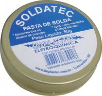 PASTA PARA SOLDAR SOLDATEC 50G - 1