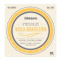 ENCORDOAMENTO PARA VIOLA BRASILEIRA EJ82A - CEBOLÃO RÉ / BOIADEIRA - 1
