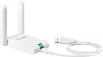 ADAPTADOR USB WIRELESS N 300MBPS  2 ANTENAS DESTACÁVEL 3DBI TL-WN822N - 1