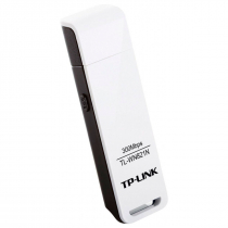 ADAPTADOR USB WIRELESS N 300MBPS TL-WN821N - 1