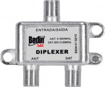 DIPLEXER BANDA C E BANDA KU BS04-01 - 1