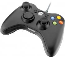 CONTROLE GAMER XPAD PARA PC E XBOX COM FIO JS063 - 1