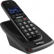 TELEFONE SEM FIO COM  IDENTIFICADOR TS 63 V 1.9GHZ PRETO 4000048 - 1