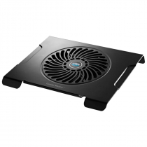 BASE PARA NOTEBOOK C3 PRETA - 1 FAN 200MM - R9-NBC-CMC3-GP - 1