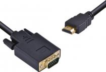 CABO HDMI X VGA 1080P 2 METROS HV-2 - 1