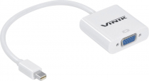 ADAPTADOR MINI DISPLAYPORT MACHO X VGA FEMEA 15CM AMDP-VF15CM - 1