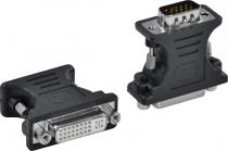 ADAPTADOR DVI FEMEA 24+5 X VGA MACHO ADVIIF-V