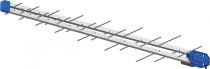 ANTENA LOG UHF DIGITAL HD PQ45-1040HD 14DBI 28 ELEMENTOS - 1