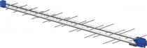 ANTENA LOG UHF DIGITAL HD PQ45-1300HD 16DBI 38 ELEMENTOS