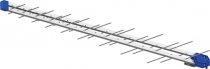 ANTENA LOG UHF DIGITAL HD PQ45-1300HD 16DBI 38 ELEMENTOS - 1