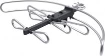 ANTENA EXTERNA DIGITAL FULL HD PARA TV  - HDTV/UHF/VHF - HDO-10 - 1