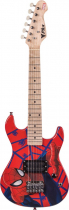 GUITARRA INFANTIL MARVEL SPIDER MAN HOMEN ARANHA KIDS GMS-K1