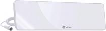 ANTENA INTERNA DIGITAL FULL HD UHF/VHF/HDTV HDS30W BR