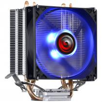 COOLER PARA PROCESSADOR KZ2 LED AZUL (INTEL/AMD) - TDP 95W - 92MM - ACZK292LDA - 1