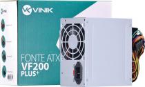 FONTE ATX VF200 200W PLUS