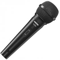 MICROFONE PROFISSIONAL VOCAL COM FIO SV200 COM CABO 4,5 METROS - 1