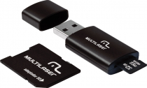 KIT PEN DRIVE + ADAPTADOR SD + CARTÃO MICRO SD CLASSE 10 32GB MC113 - 1
