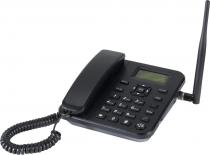 TELEFONE CELULAR RURAL FIXO DE MESA QUADRIBAND 850/900/1800/1900 DUAL CHIP BDF-02, COM RÁDIO FM