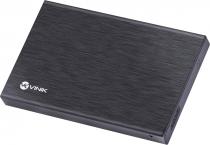 """CASE EXTERNO PARA HD 2.5"""" COM USB 3.0 PRETO - CHDA-300"""