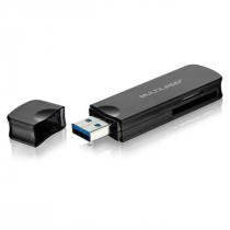 LEITOR DE CARTÃO USB 3.0  AC290 - 1