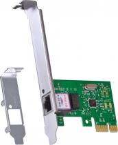 PLACA DE REDE 10/100/1000 PCI-E PRV1000E COM SUPORTE LOW PROFILE - 1