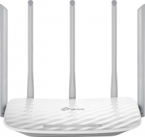 ROTEADOR WIRELESS DUAL BAND 2.4/5.GHZ AC1350 ARCHER C60 - 1