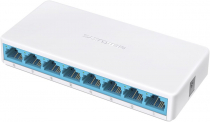 SWITCH DE MESA 8 PORTAS 10/100MBPS MS108 - 1