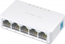 SWITCH DE MESA 5 PORTAS 10/100MBPS MS105 - 1