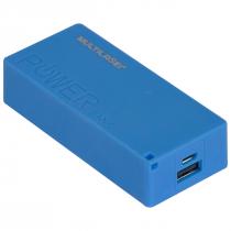 CARREGADOR PORTATIL POWER BANK 4000MAH CABO MICRO USB INCLUSO CB097, CORES SORTIDAS SEM OPCAO