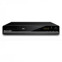 DVD PLAYER USB/CD/DVD COM CONTROLE REMOTO SP252