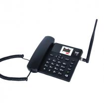 TELEFONE CELULAR RURAL FIXO DE MESA 3G E WIFI 5 BANDAS BDF-12 - 1