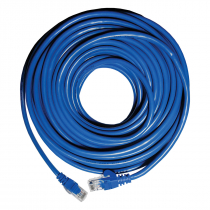 PATCH CORD UTP CAT5E 26AWG 30 METROS AZUL - 1