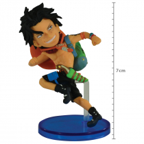 FIGURE ONE PIECE - PORTGAS D. ACE - HITORY RELAY 20TH WCF REF.26628/26631 - 1