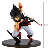 FIGURE DRAGON BALL SCULTURE - YAMCHA - RED HOT COLOR REF.26620/26621