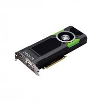 PLACA DE VIDEO NVIDIA QUADRO P5000 16GB GDDR5X 256 BITS 4 DISPLAY PORT + 1 DVI-D-DL VCQP5000-PORPB - PNY - 1