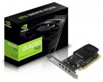 PLACA DE VIDEO NVIDIA QUADRO P620 2GB GDDR5 128 BITS 4 MINI DISPLAY PORT VCQP620-PORPB - SUPORTA ATÉ 4 MONITORES/TV - 1