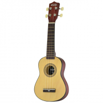 UKULELE SOPRANO 21'' NATURAL UK1